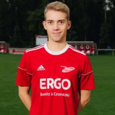 Ben Mueller, Fußballspieler beim PSV Rostock A-Junioren