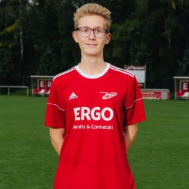 Claas Frederic Gienapp, Fußballspieler beim PSV Rostock A-Junioren