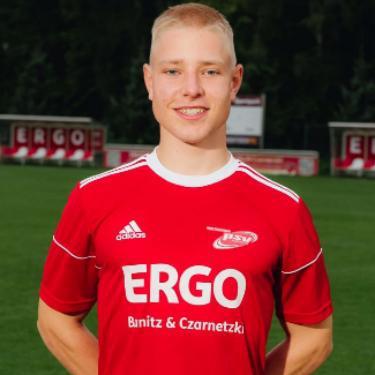 Karl Volker Gast, Fußballspieler beim PSV Rostock A-Junioren