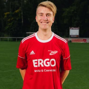 Leon Seidel, Fußballspieler beim PSV Rostock A-Junioren