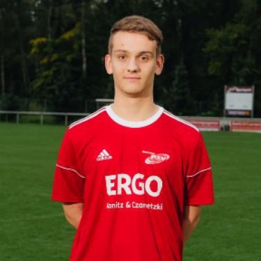 Marcel Bernhagen, Fußballspieler beim PSV Rostock A-Junioren