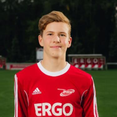 Alexander Kluß, Fußballspieler beim PSV Rostock C-Junioren
