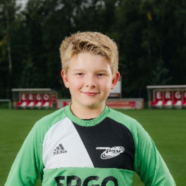 Anthony Stresing, Fußballspieler beim PSV Rostock C-Junioren