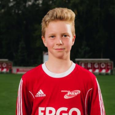 Dominic Pascal Wendt, Fußballspieler beim PSV Rostock C-Junioren