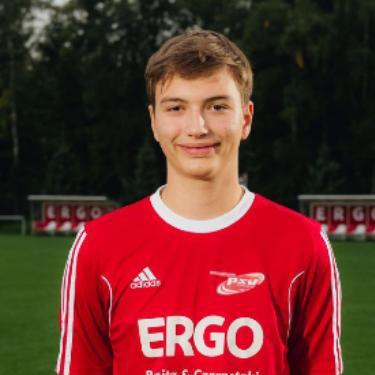 Gregor Julius Wilhelm Born, Fußballspieler beim PSV Rostock C-Junioren