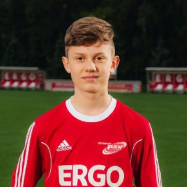 Jason Tarra, Fußballspieler beim PSV Rostock C-Junioren
