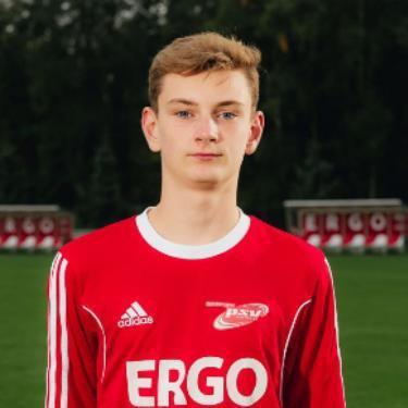 Malte Ruß, Fußballspieler beim PSV Rostock C-Junioren