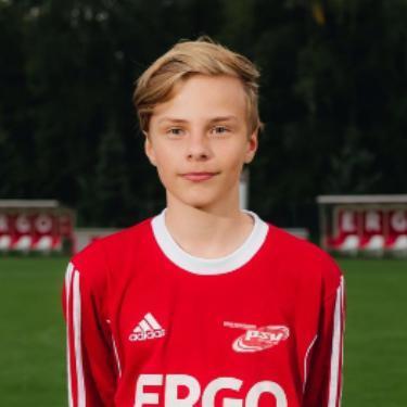 Moritz Meister, Fußballspieler beim PSV Rostock C-Junioren