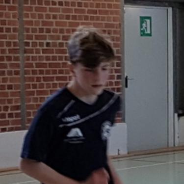 Paul Albrecht, Fußballspieler beim PSV Rostock C-Junioren