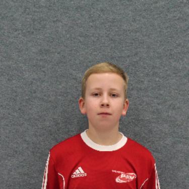 Till Prüsmann, Fußballspieler beim PSV Rostock C-Junioren
