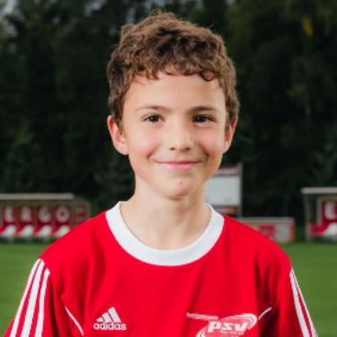 Christian Schröter, Fußballspieler beim PSV Rostock D-Junioren II