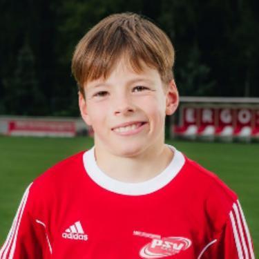Niclas Rothkirch, Fußballspieler beim PSV Rostock D-Junioren II