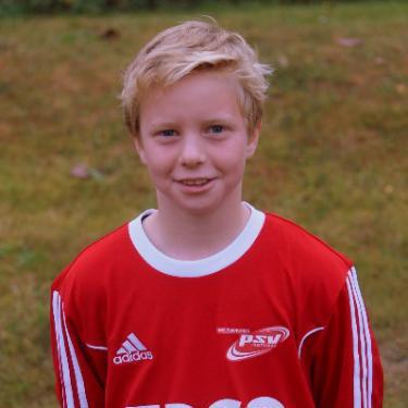 Dominic Pascal Wendt, Fußballspieler beim PSV Rostock D-Junioren