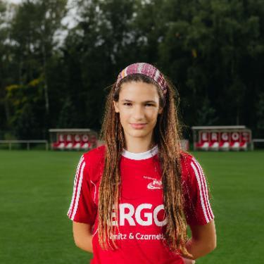 Emma Viktoria Kotzian, Fußballspieler beim PSV Rostock D-Junioren