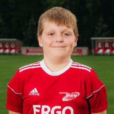 Golo Keck, Fußballspieler beim PSV Rostock D-Junioren