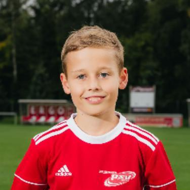 Julius Noel Chlebek, Fußballspieler beim PSV Rostock D-Junioren