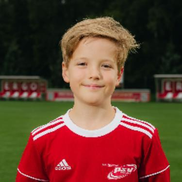 Kjell Henneberg, Fußballspieler beim PSV Rostock D-Junioren
