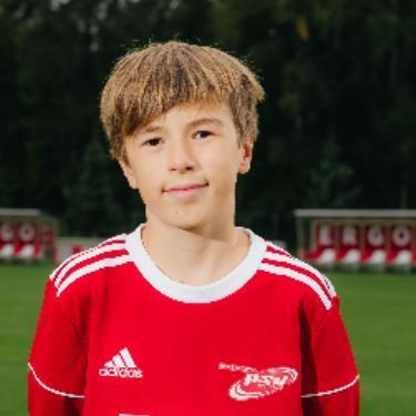 Lukas Meier, Fußballspieler beim PSV Rostock D-Junioren