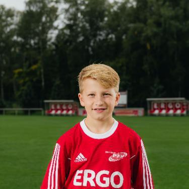Malte Eric Schaller, Fußballspieler beim PSV Rostock D-Junioren