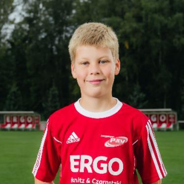 Marc Malchow, Fußballspieler beim PSV Rostock D-Junioren