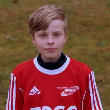 Moritz Meister, Fußballspieler beim PSV Rostock D-Junioren