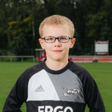 Paul Ferdinand Große-Thie, Fußballspieler beim PSV Rostock D-Junioren