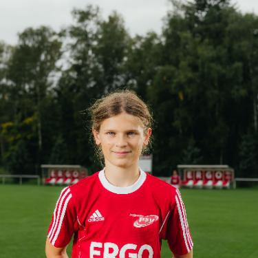 Rasmus Leif Kotzian, Fußballspieler beim PSV Rostock D-Junioren