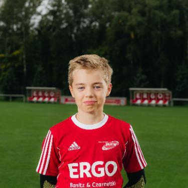 Robin Michael Pote, Fußballspieler beim PSV Rostock D-Junioren