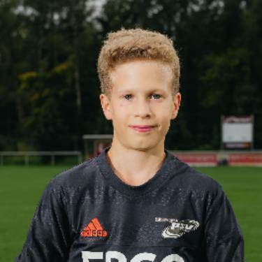 Wirkner Finn, Fußballspieler beim PSV Rostock D-Junioren