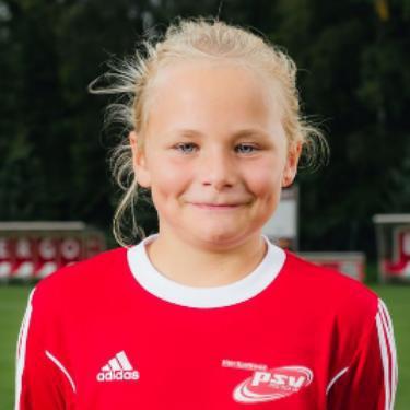 Lara Marie-Luise Müller, Fußballspieler beim PSV Rostock E-Junioren I
