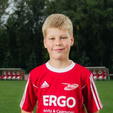Marc Malchow, Fußballspieler beim PSV Rostock E-Junioren I