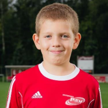 Max Dittmar, Fußballspieler beim PSV Rostock E-Junioren I