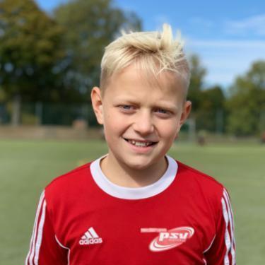 Tobias Krolik, Fußballspieler beim PSV Rostock E-Junioren I