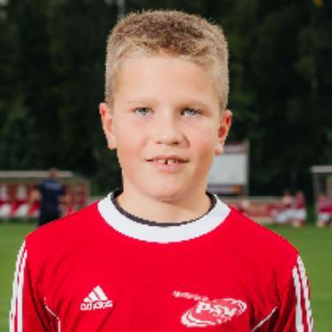 Wieland Metzke, Fußballspieler beim PSV Rostock E-Junioren I