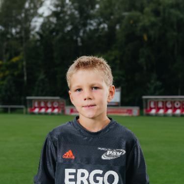 Jason Allers, Fußballspieler beim PSV Rostock F-Junioren II