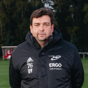 Dany Yersin, Fußballspieler beim PSV Rostock Herren I