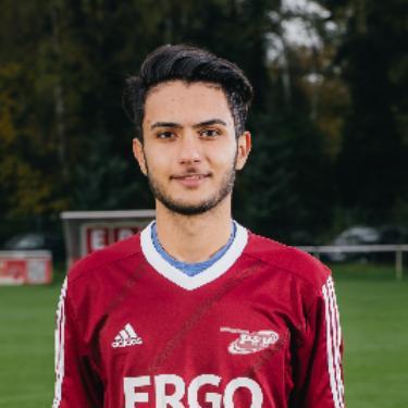 Edries Naurosie, Fußballspieler beim PSV Rostock Herren I