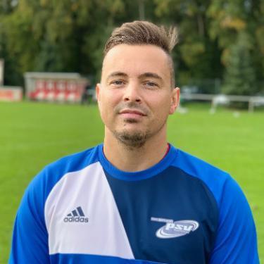 Gunnar Kleminski, Fußballspieler beim PSV Rostock Herren I