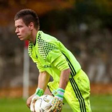 Marcus Meuser, Fußballspieler beim PSV Rostock Herren I