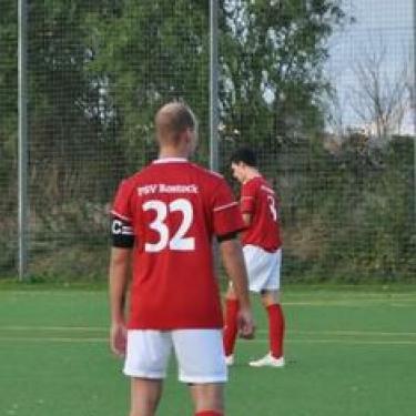 Mathias Klenzendorf, Fußballspieler beim PSV Rostock Herren I