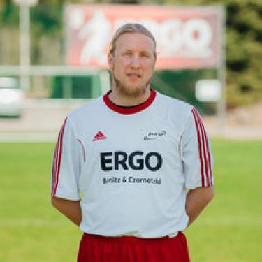 David Werner, Fußballspieler beim PSV Rostock Herren II