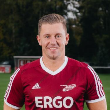 Marcus Sehlandt, Fußballspieler beim PSV Rostock Herren II
