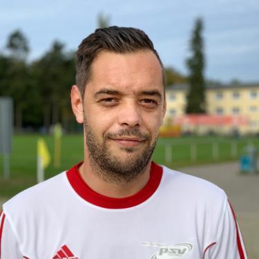 Matthias Möller, Fußballspieler beim PSV Rostock Herren II