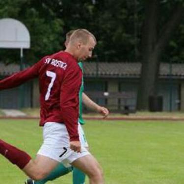 Nico Wandelt, Fußballspieler beim PSV Rostock Herren II