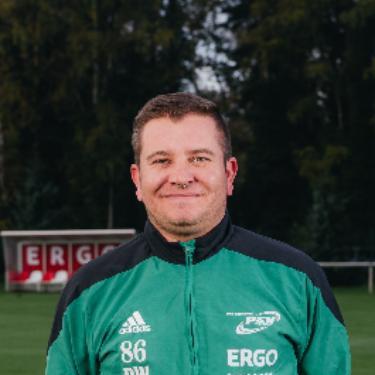 Daniel Wegner, Fußballspieler beim PSV Rostock Herren III