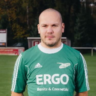 David Schmidt, Fußballspieler beim PSV Rostock Herren III