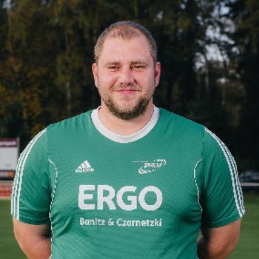 Felix Lewerenz, Fußballspieler beim PSV Rostock Herren III