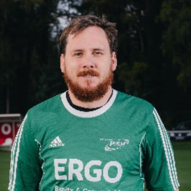 Florian Drews, Fußballspieler beim PSV Rostock Herren III