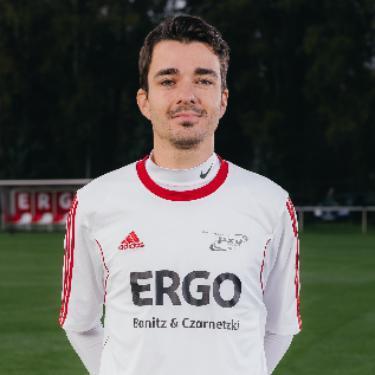 Jan Olschewski, Fußballspieler beim PSV Rostock Herren III