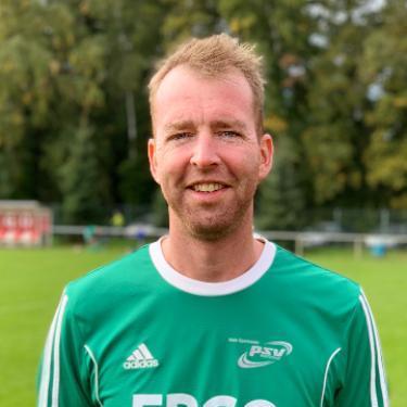 Lars Ilzhöfer, Fußballspieler beim PSV Rostock Herren III